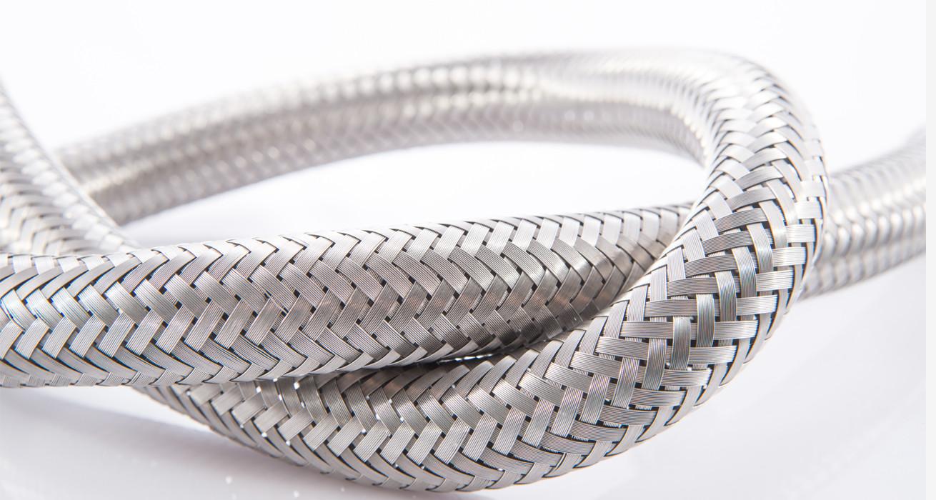 braided corrugated flexible metal hosesnbspPlatinFlex |